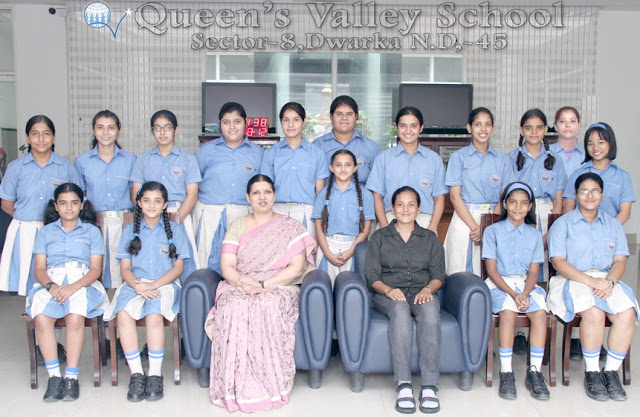 QVS proves its Mettle at CBSE North Zone (Judo) and JFI, Pune